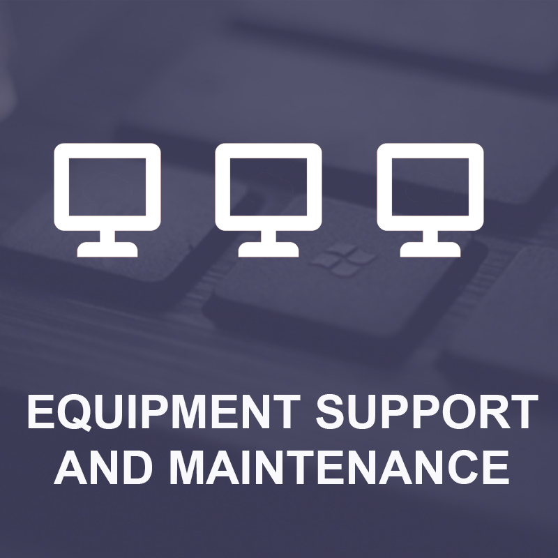 EQUIPMENTSUPPORT